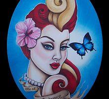 She became... by Isobel Von Finklestein