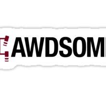 AWDSOME (4) Sticker