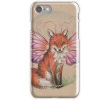 Sly Fox? Flying Fox? FoxFly. iPhone Case/Skin