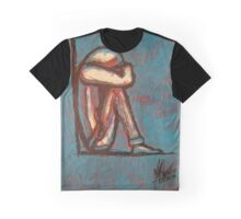 Giving Up Graphic T-Shirt