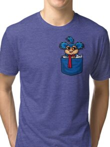 Allo! Come Inside! As seen on TeeFury Tri-blend T-Shirt