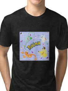 The first four Tri-blend T-Shirt