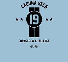 Laguna Seca - Black Unisex T-Shirt