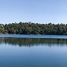 Lake Eacham, North Queensland - Panorama by Adrian Paul