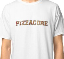 Pop Punk Pizzacore Classic T-Shirt