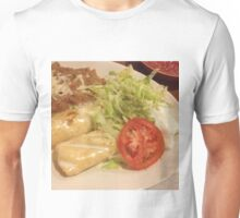 """ On the Menu "" Unisex T-Shirt"