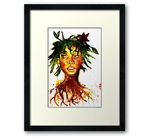 Willow Smith Framed Print