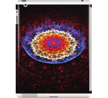 Gas flame iPad Case/Skin