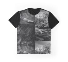 Rydal Cave Mono Graphic T-Shirt