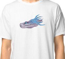 Blue Snake  Classic T-Shirt