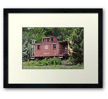 Denver and Rio Grande Framed Print