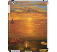 Florida Key's Sunset Dinner iPad Case/Skin