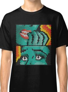 """""""Face of Fear"""" Classic T-Shirt"""