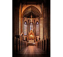 St Chads Catholic Cathedral, Birmingham  Photographic Print