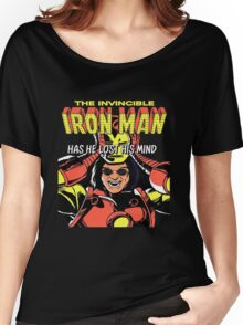 the invincible iron man Women's Relaxed Fit T-Shirt