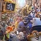 Movie Poster (Zootopia) by tmerchandise