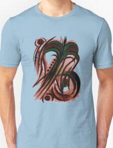 Green flower Unisex T-Shirt