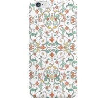 Ornamental lace tracery iPhone Case/Skin