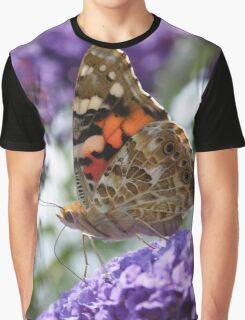 Vanessa Cardui Graphic T-Shirt
