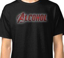 Avengers - Alcohol Classic T-Shirt