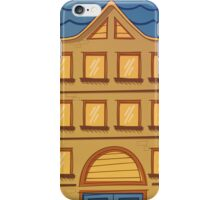 Windows of house iPhone Case/Skin