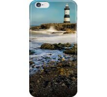 Penmon Point Lighthouse iPhone Case/Skin