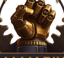 Steam Marines 2 - Logo Sticker