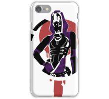 Tali and Liveship (alt) iPhone Case/Skin