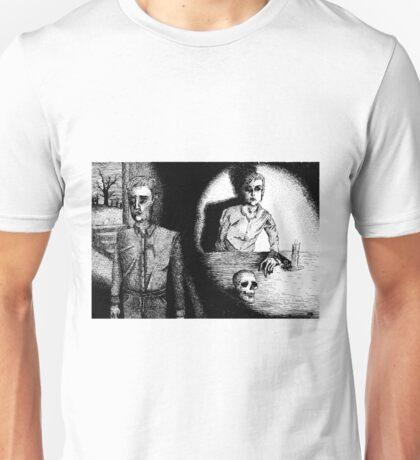 3 Self Portraits  Unisex T-Shirt