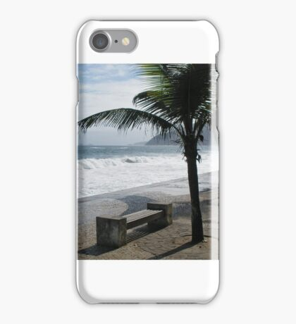 Ipanema Beach iPhone Case/Skin