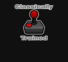 Classically Trained Gamer. Unisex T-Shirt