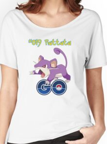 019 Rattata GO! Women's Relaxed Fit T-Shirt