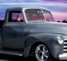 1953 Chevrolet 3100 Custom Pickup 'Sunrise' Sticker