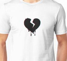 BrokenHeartGlitch Unisex T-Shirt