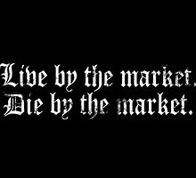 Live By The Market by terry springett