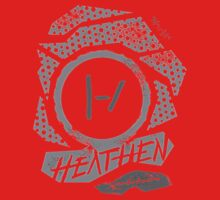 TWENTY ONE PILOTS - HEATHENS One Piece - Short Sleeve