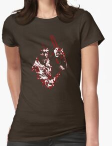 1981´s EVIL DEAD Womens Fitted T-Shirt