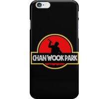 Chan Wook Park iPhone Case/Skin