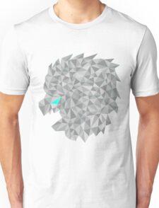 snow lion shift Unisex T-Shirt