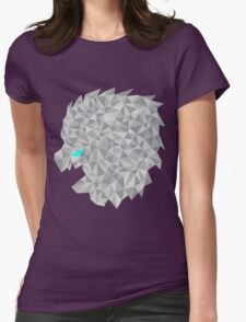 snow lion shift Womens Fitted T-Shirt
