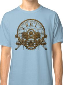 Vintage Steampunk Time Machine #1 Classic T-Shirt