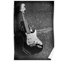 Fender Squire Stratocaster  Poster