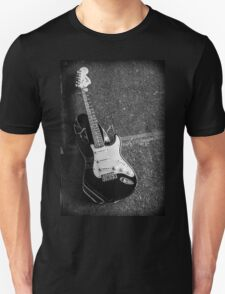 Fender Squire Stratocaster  Unisex T-Shirt
