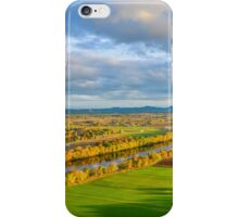 The Connecticut River in Massachusetts. iPhone Case/Skin