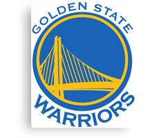 Golden State Warriors 01 Canvas Print
