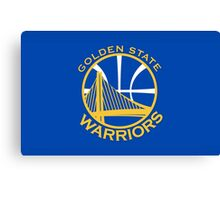 Golden State Warriors 02 Canvas Print