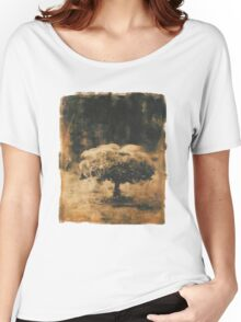 Solitudine della forma Women's Relaxed Fit T-Shirt