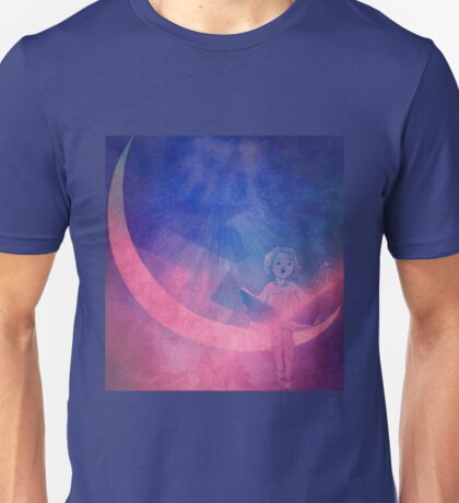 Moon Girl  Unisex T-Shirt