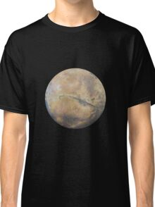 Mars Drawing Classic T-Shirt