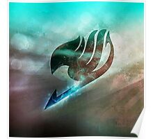 FAIRY TAIL logo Poster